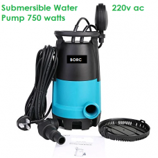 Submersible Water Pump 750W