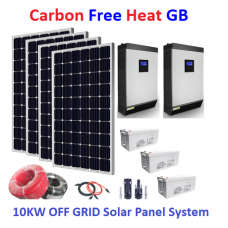 Off Grid Complete Package - 11KW