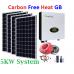 5kw Solar Panel System - OFF Grid System