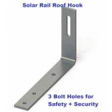 Slate Roof Solar Mounting Bracket - Stainless Steel