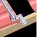 Tiled Roof Solar Mounting Bracket - Stainless Steel