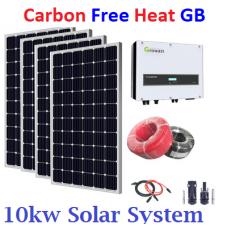 10kw Solar Panel System - On Grid System
